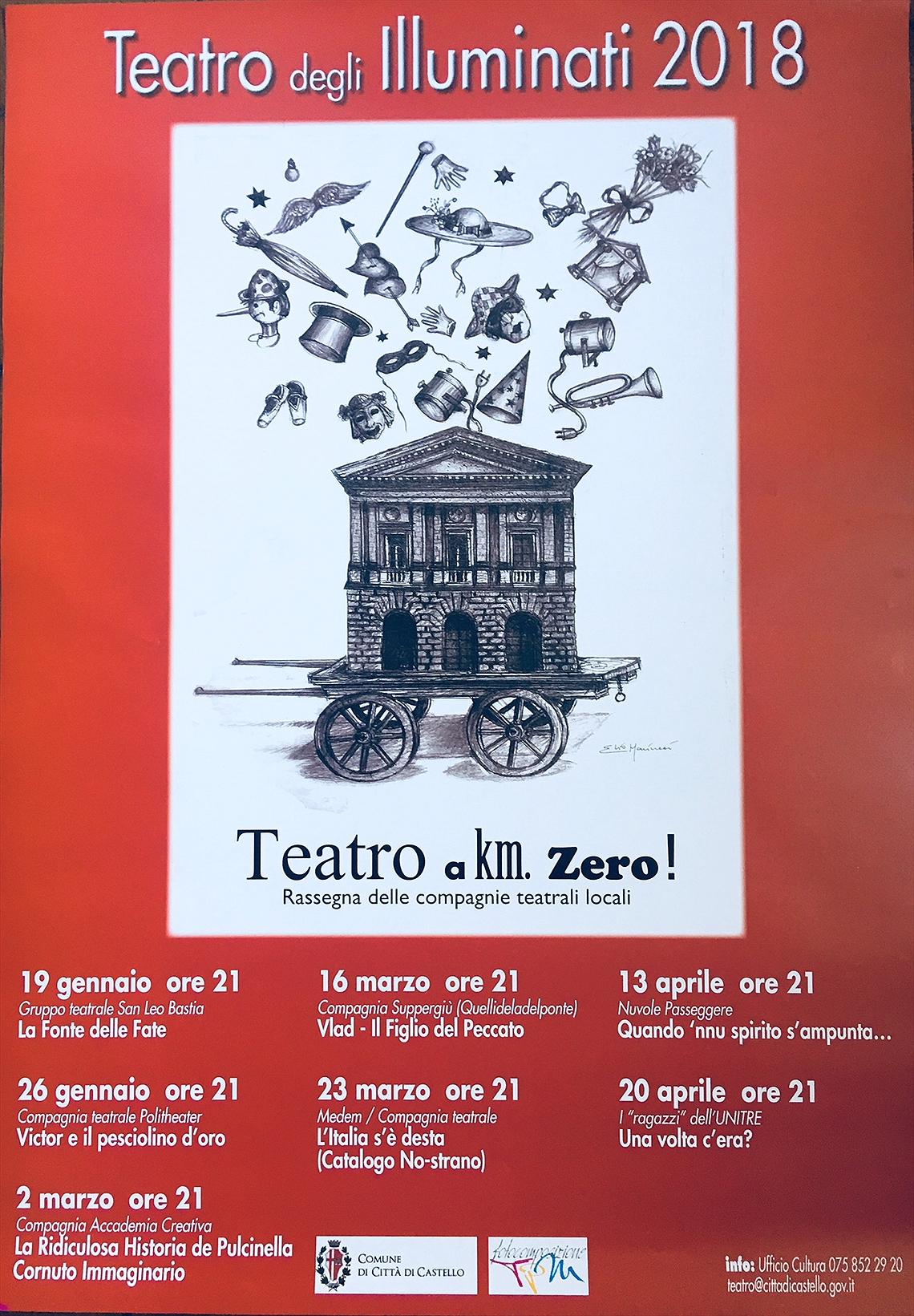 Teatro a Km zero!