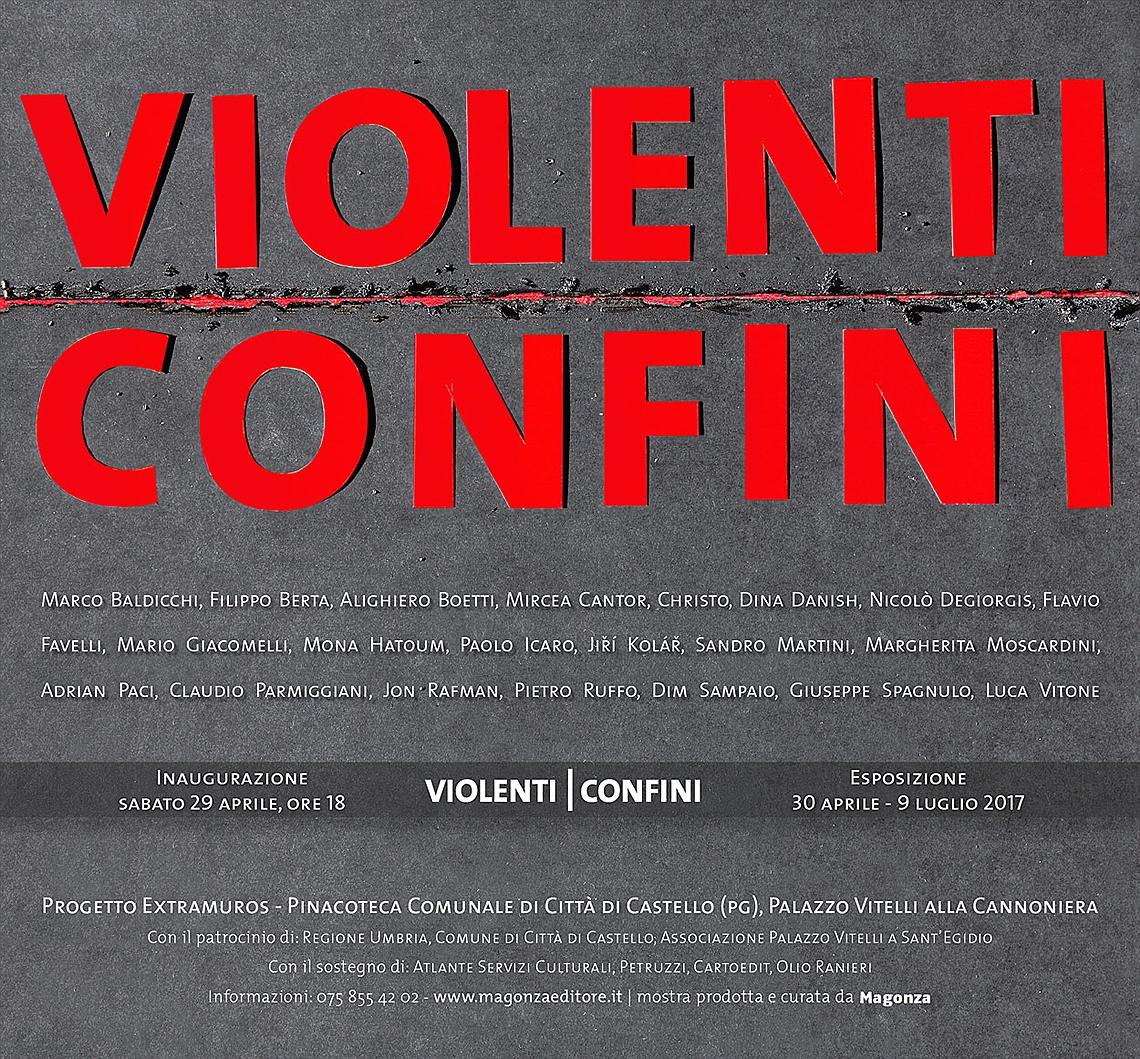 Violenti Confini