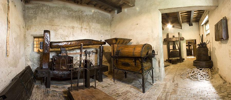 Museo delle tradizioni popolari citt di castello - Mobili citta di castello ...